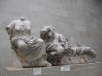 Elgin Marbles, left