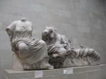 Elgin Marbles, left
